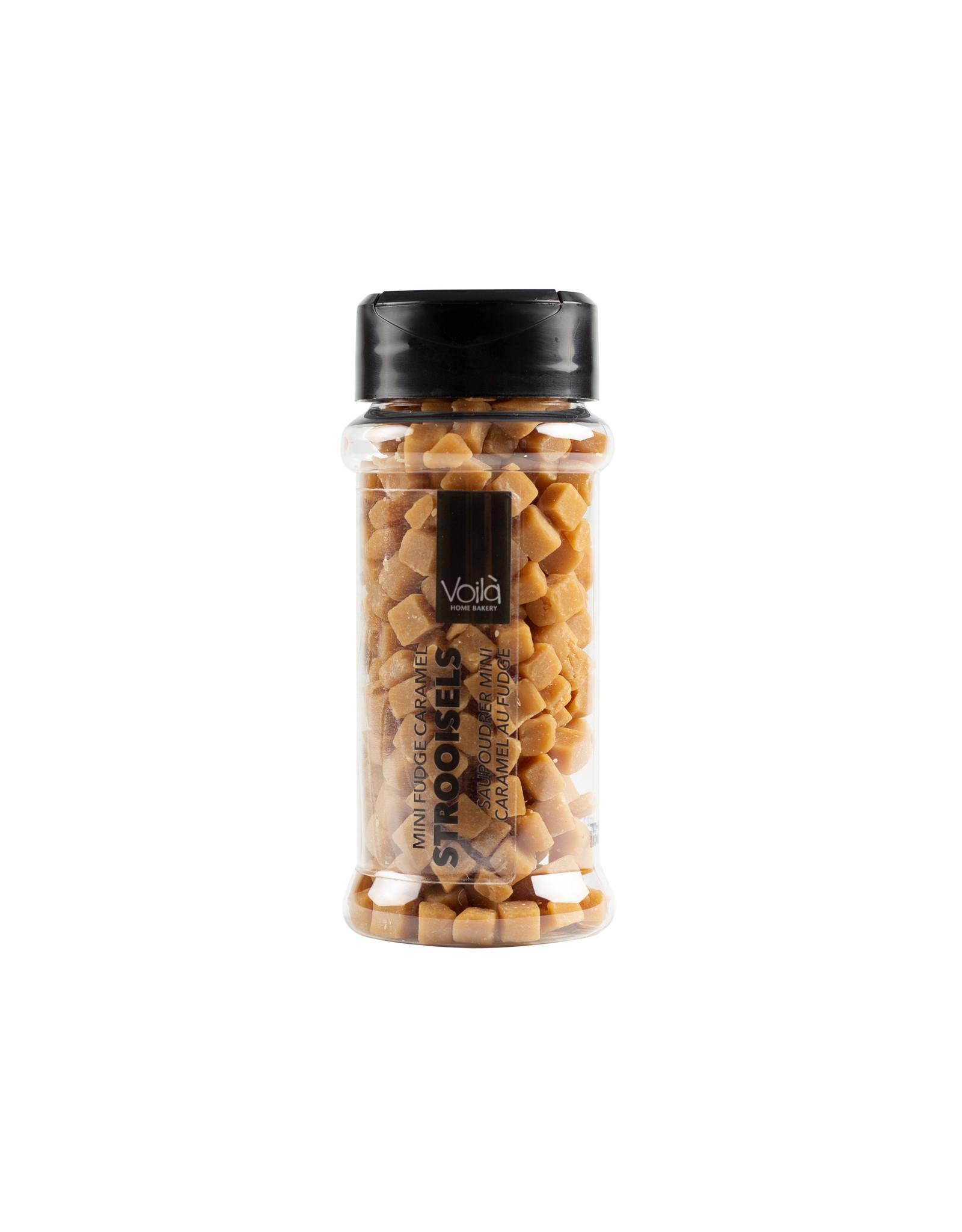 VOILA Home Bakery Voila Home Bakery Mini Pastilles Caramel - 12x 70 grammes emballage pratique - carton principal