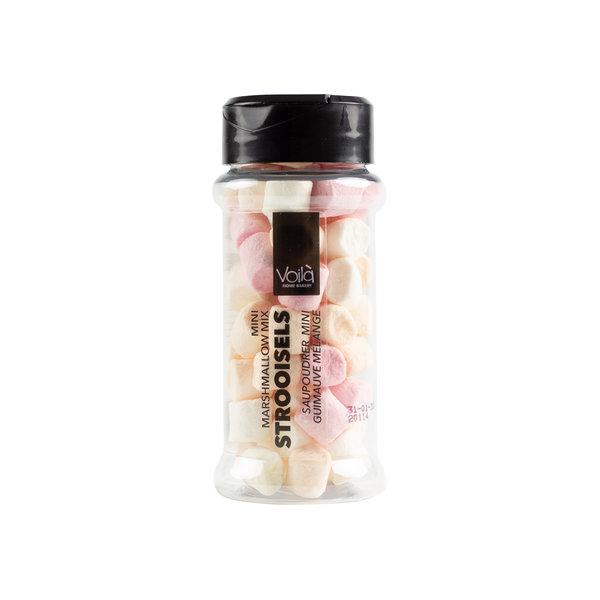VOILA Home Bakery Voila Mini Marshmallow mix - 12 x 18 gram