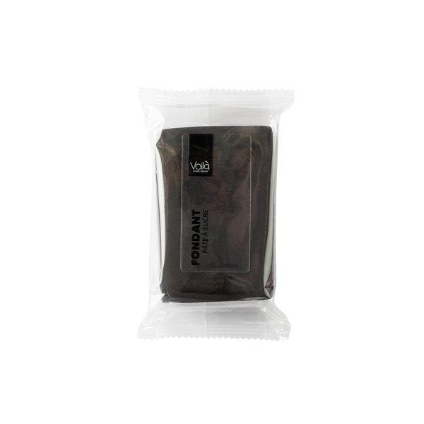 VOILA Home Bakery Voila Pâté a sucre noir - 10x  150 grammes paquet - carton principal (1,5 kilo)