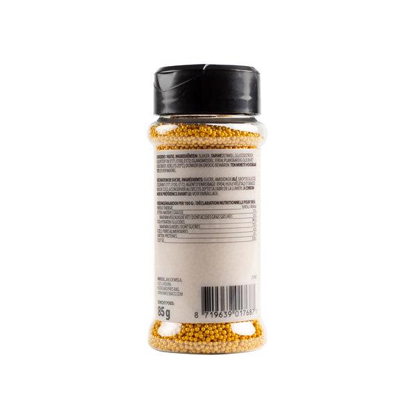 VOILA Home Bakery Voila Musketzaad goud - 85 gram potje