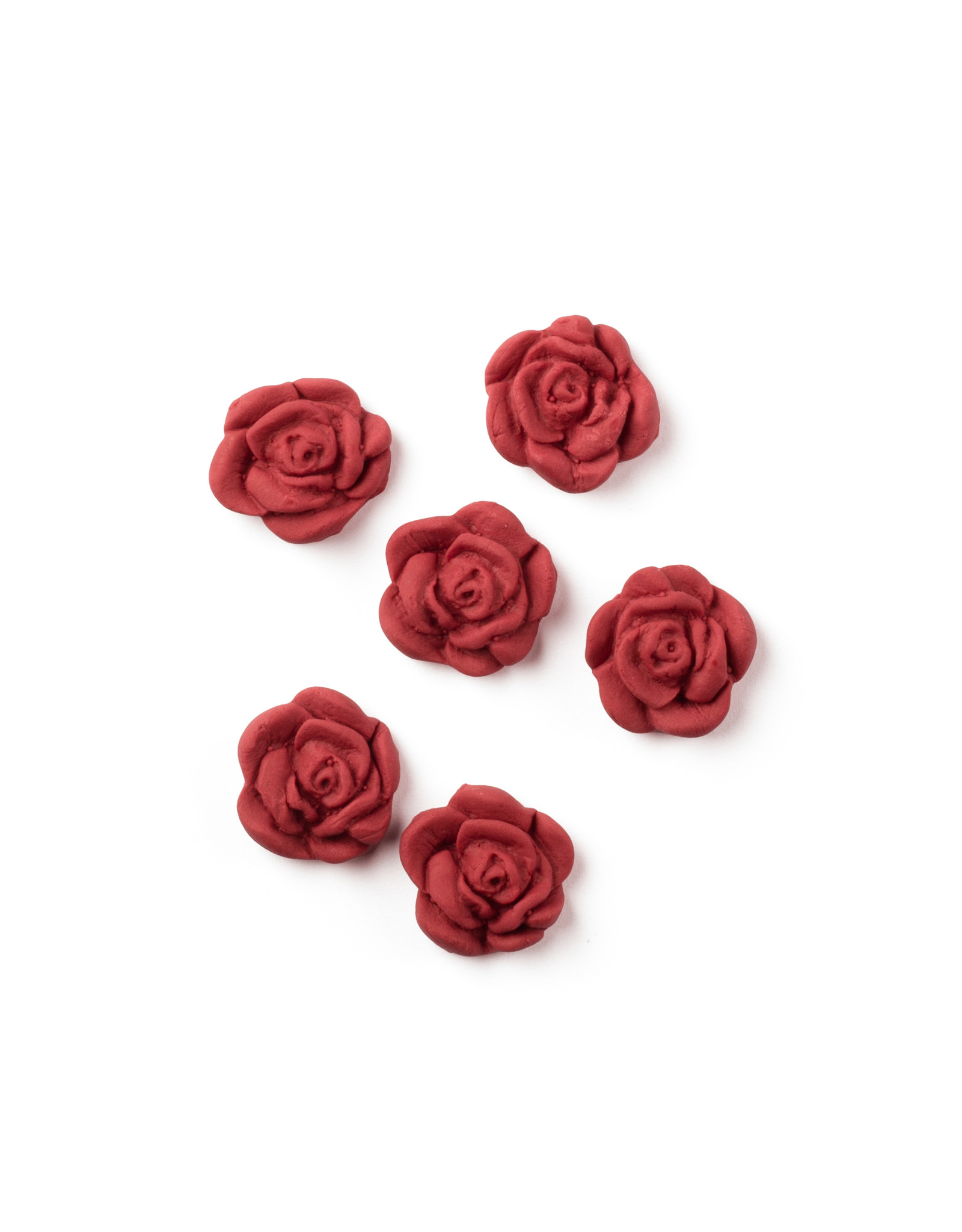 VOILA Home Bakery Voila Suikerdecoratie Rode Rozen - 22x 18 gram single