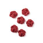 VOILA Home Bakery Voila Suikerdecoratie Rode Rozen - 22x 18 gram