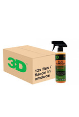 3D PRODUCTS 3D Bug Remover - 16 oz / 473 ml - 12x Spray Fles - grootverpakking