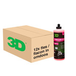 3D PRODUCTS 3D Pink Car Soap - 16 oz / 473 ml - 12x Flacon - grootverpakking