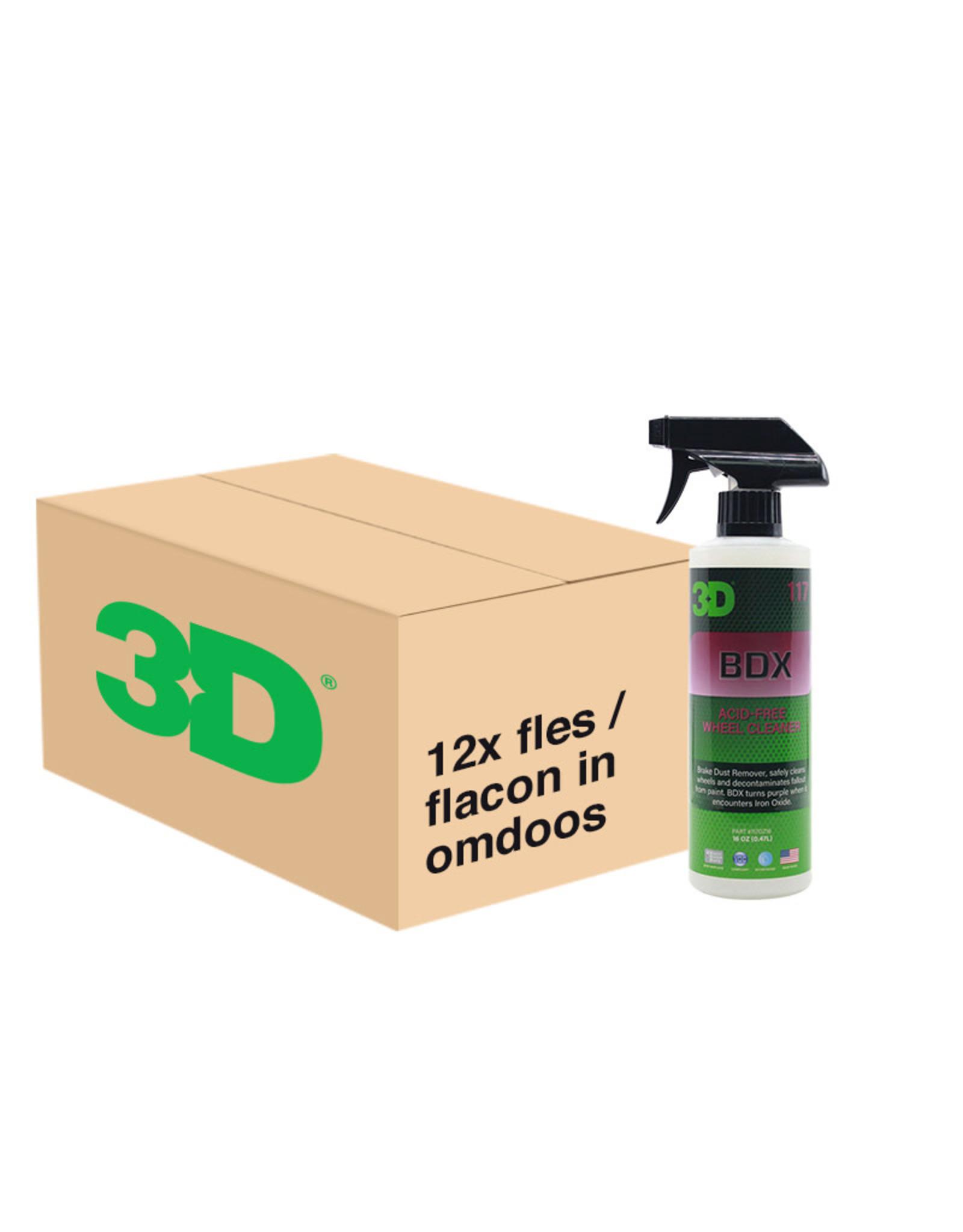 3D PRODUCTS 3D BDX - 16 oz / 473 ml - grootverpakking