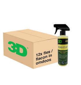 3D PRODUCTS 3D Bead it Up - 16 oz / 473 ml - 12x Spray Fles - grootverpakking