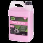 3D PRODUCTS 3D Final Touch - 1 Gallon / 3.78 Lt Jerrycan