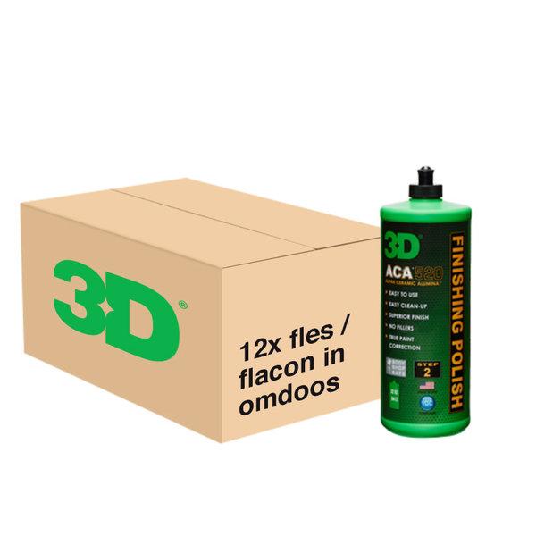 3D PRODUCTS 3D ACA Finishing Polish 520 - 32 oz / 946 ml - grootverpakking