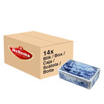 Hellema Hellema Speculaas en boîte Delft Blue - Boîte de 14 x 415 grammes dans un grand emballage