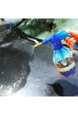 W.A.S.H. W.A.S.H. Drukspuit - 1,5 liter - blauw