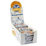 Max & Alex Max & Alex Stroopwafels Duo verpakking in displaybox - 15x 80 gram (SRP)
