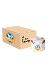 Max & Alex Max & Alex Chocolate Syrup Waffles Hexa (270 gram)  9x - master carton