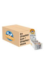 Max & Alex Max & Alex Stroopwafels Duo verpakking in displaybox (15x 80 gram SRP) 6x - omdoos
