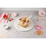 VOILA Home Bakery Voila Home Bakery Moederdag Hart Taart/Cake set