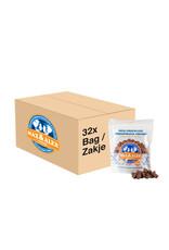 Max & Alex Max & Alex - Syrup Waffle Chunks Milk Chocolate - 32x 300 gram bag (master carton)
