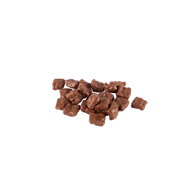 Max & Alex Max & Alex - Stroopwafelstukjes Melk Chocolade - 32x 200 gram zakje (omdoos)