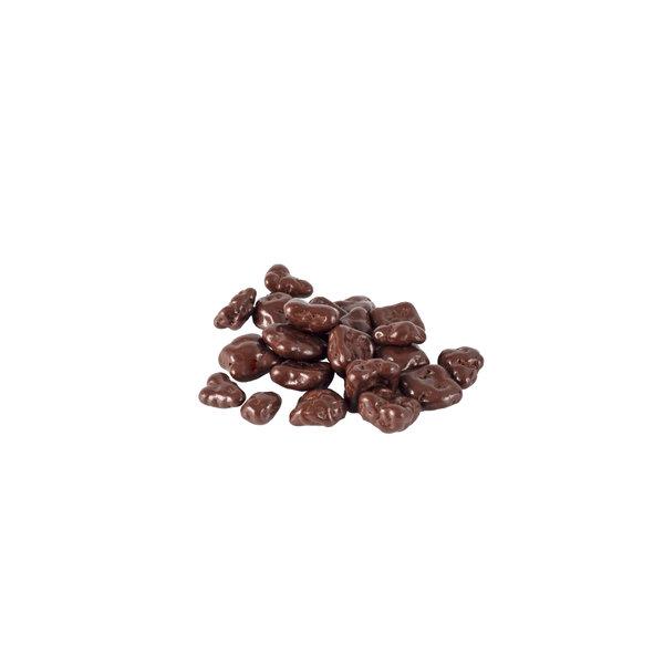 Max & Alex Max & Alex - Stroopwafelstukjes Pure Chocolade - 32x 200 gram zakje (omdoos)
