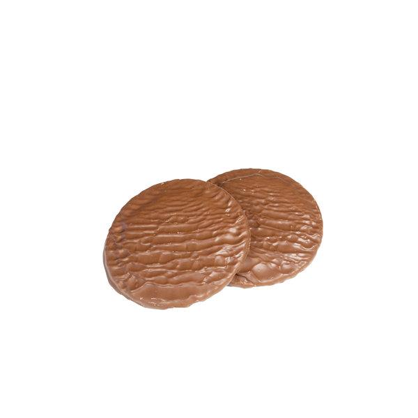 Max & Alex Max & Alex Chocolade Stroopwafels - enkel verpakt (8x 45 gram) - 6x omdoos