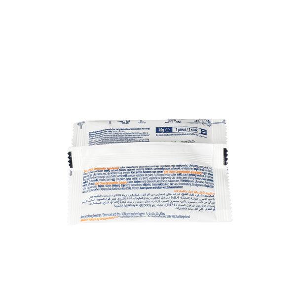 Max & Alex Max & Alex Chocolat Sirop Gaufres - seulement emballe (8x 45 gramme)  6x - carton principal