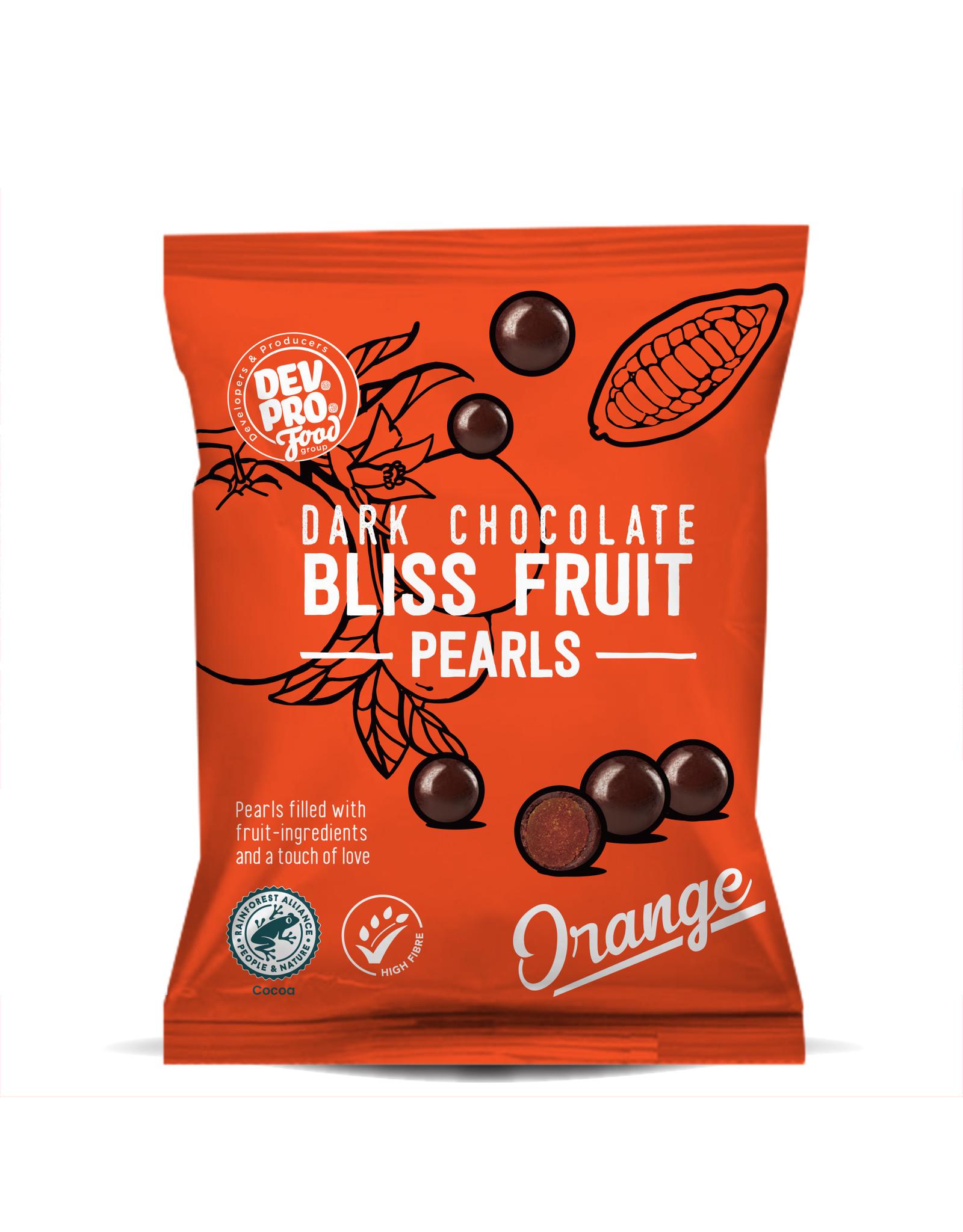 DEV. PRO. EUROPE Copy of Dev. Pro. Fruit Balls - White Bliss Pearls - Red Fruit - 40 gram pack (EU, TR,  RUS)