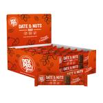 DEV. PRO. EUROPE Dev. Pro. Date & Nuts bar - Orange Cinnamon  - SRP 16x 30 gram - single (EU, TUR, RUS)
