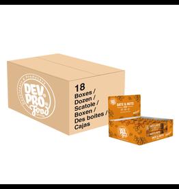 DEV. PRO. EUROPE Copy of Dev. Pro. Date & Nuts bar - Natural  - SRP 16x 30 gram - single  (EU, TUR, RUS)