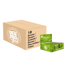 DEV. PRO. EUROPE Copy of Dev. Pro. Date & Nuts bar - Apple Cinnamon  - SRP 16x 30 gram - single (EU, TUR, RUS)