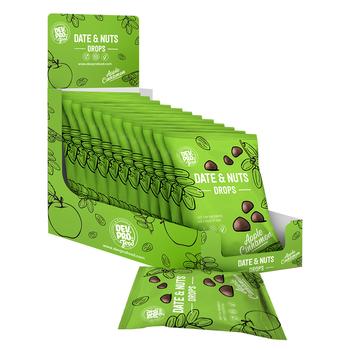 DEV. PRO. EUROPE Dev. Pro. Date & Nuts Drops - Apple Cinnamon - SRP 12x 40 gram pack (EU, TR,  RUS)