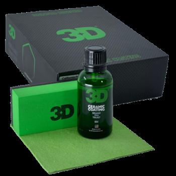 3D PRODUCTS 3D Ceramic Coating kit