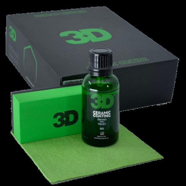 3D Ceramic Coating kit
