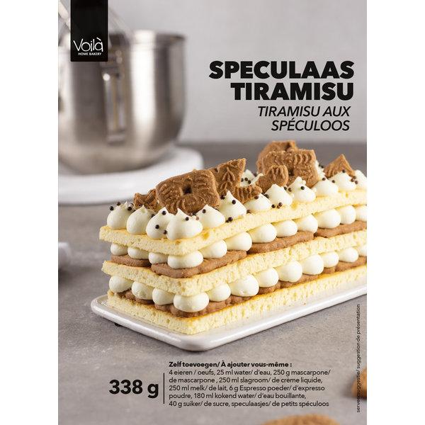 VOILA Home Bakery Voila Home Bakery Hellema Speculaas Tiramisu