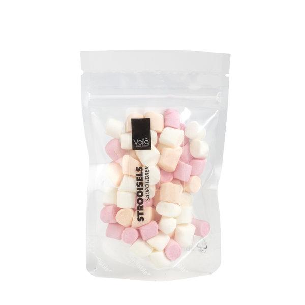 VOILA Home Bakery Voila mini marshmallow mix - 70 gram zakje