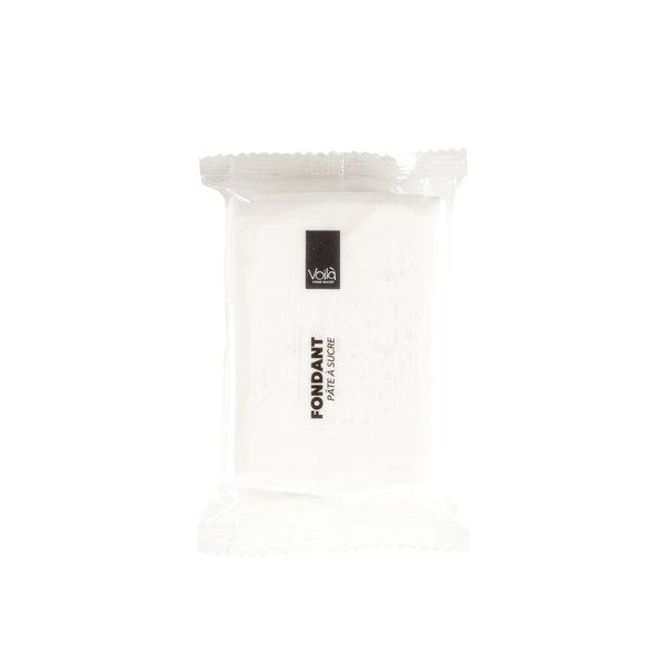 VOILA Home Bakery Voila rolfondant - 250 gram enkel pakje Wit