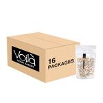 VOILA Home Bakery Voila musketzaad regenboog (disco dip) - 16x 70 gram - omdoos