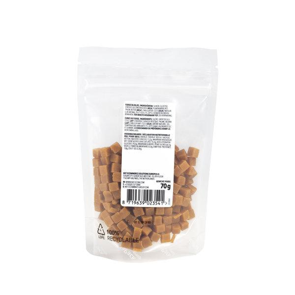 VOILA Home Bakery Voila mini fudge karamel - 16x 70 gram - omdoos
