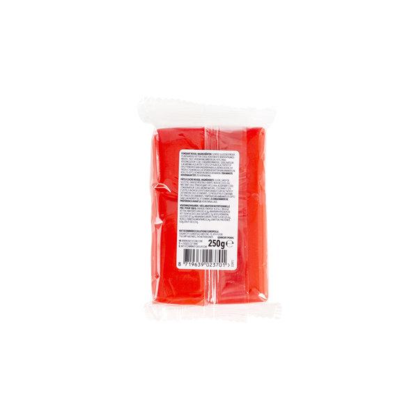 VOILA Home Bakery Voila rolfondant - 250 gram enkel pakje Rood