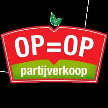 OP=OP / PARTIJVERKOOP