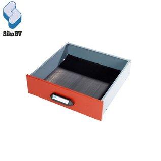 Anti-slip gummi mat - t.b.v. la 12cm  (950)