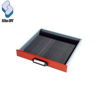 Anti-slip gummi mat - t.b.v. la 6,5cm (950-2)