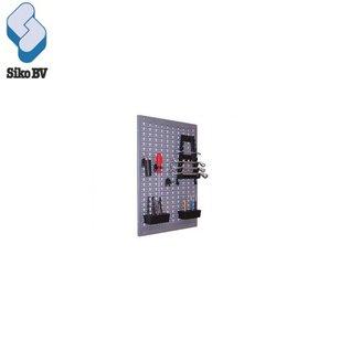 Stalen gatenpaneel 1-delig 70300