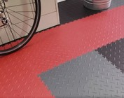 PVC tegels - Garagevloer