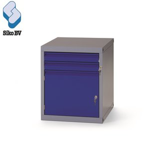 Werkbankblok FK - laden en deur links (33115-L)