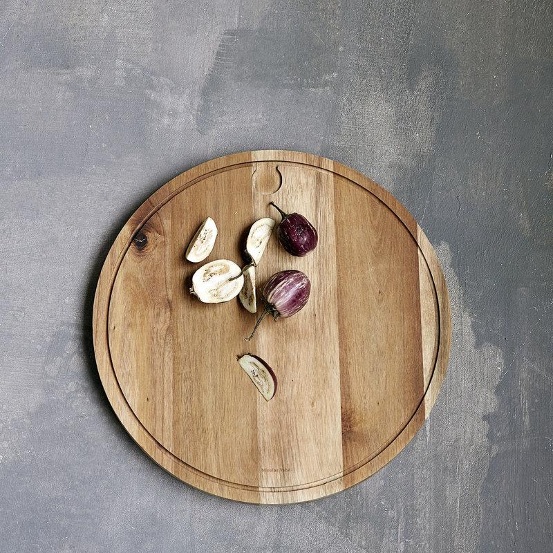 Nicolas Vahe Snijplank, Meat