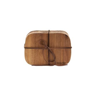 Nicolas Vahe Cutting board, Butter, Set of 4 pcs