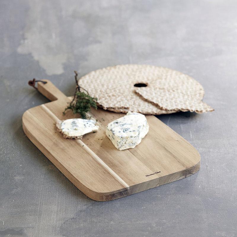 Nicolas Vahe Snijplank, Bread