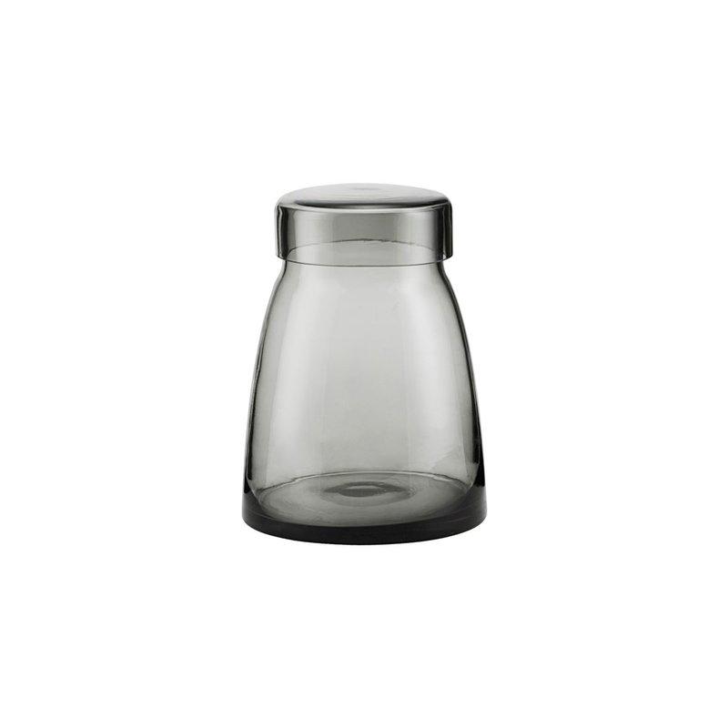 House Doctor Storage w. lid, Mazzo, Grey, 1500 ml