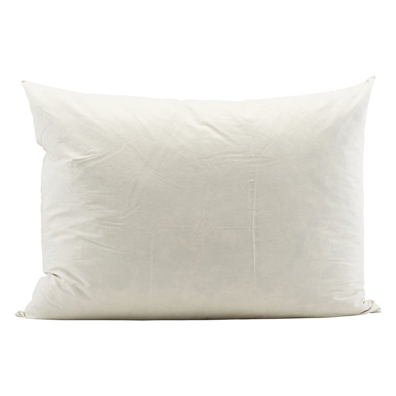 House Doctor Pillow stuffing, White, 1700 g.