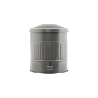 House Doctor Garbage bin, Matte army green, 15 Liters