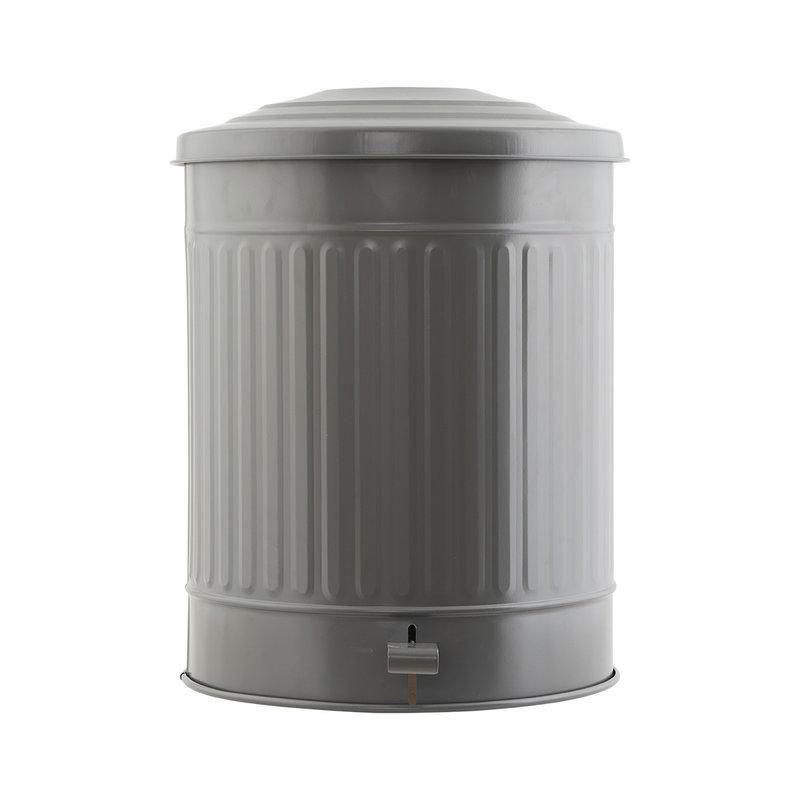 House Doctor Garbage bin, Matte army green, 49 Liter