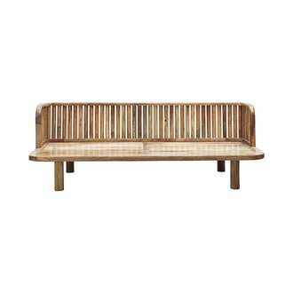 House Doctor Sofa, Morena, Nature, Seat height: 26 cm